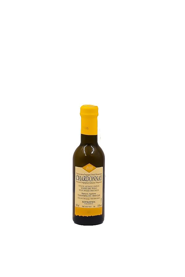 chardonnay kotrotsos 187 ml