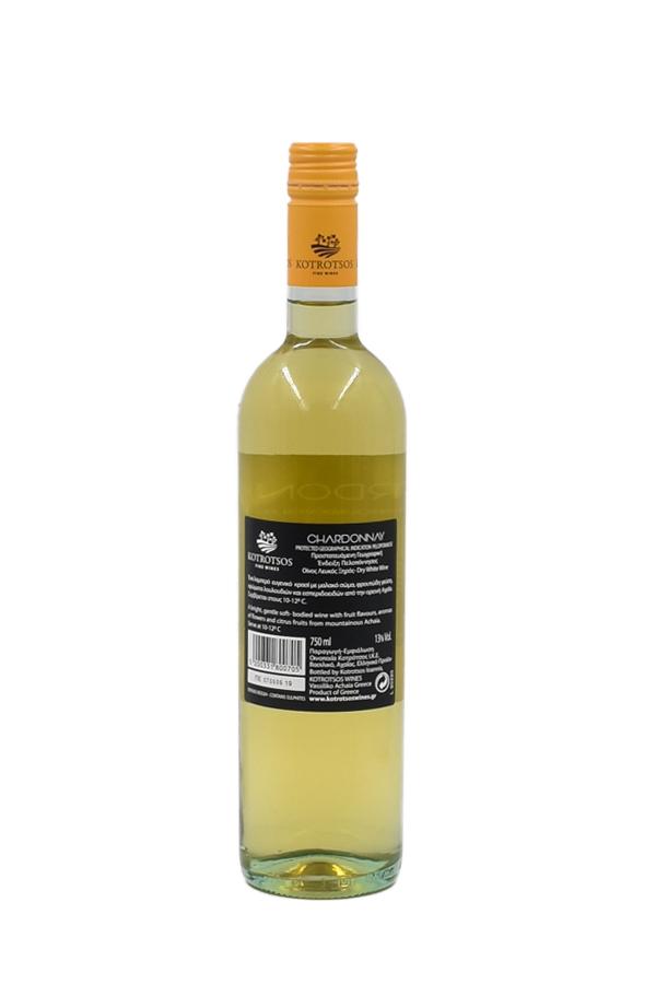 Chardonnay Stelvin Κοτρότσος