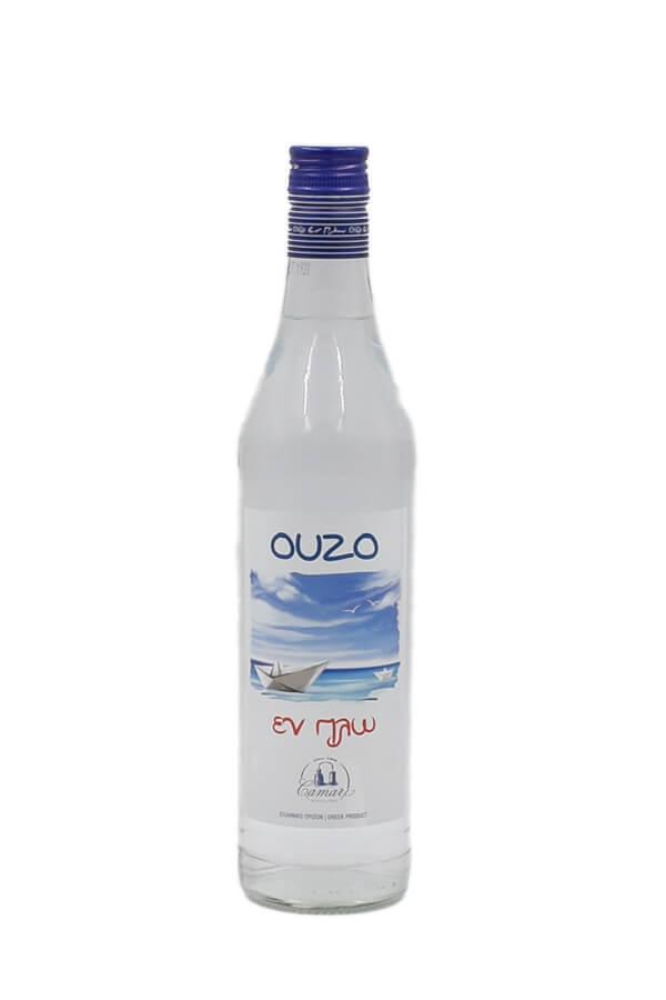 """Ούζο """"Εν Πλω"""" Camari 700 ml"""