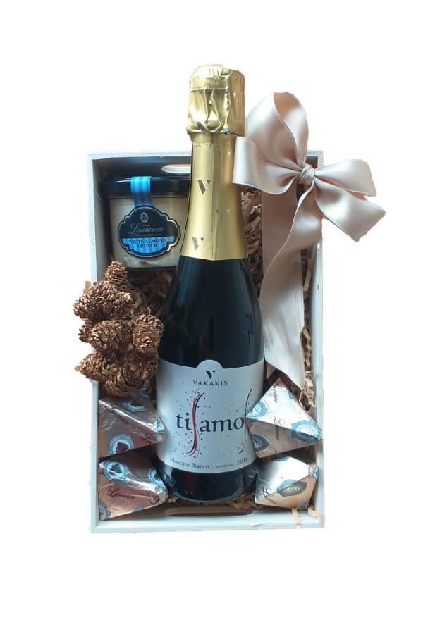 Πακέτο δώρου Ti Amo 375 ml
