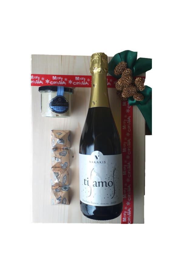 Πακέτο δώρου Ti Amo 750 ml