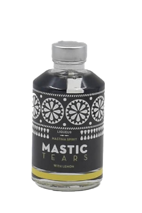Mastic Tears with Lemon Ε.Β.Α.