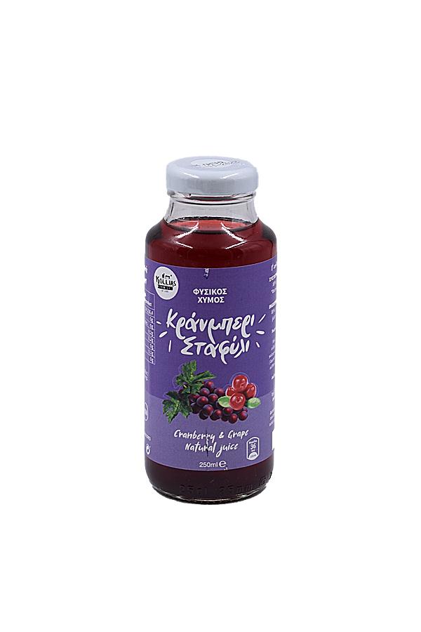 φυσικός-χυμός-κρανμπέρι-και-σταφύλι